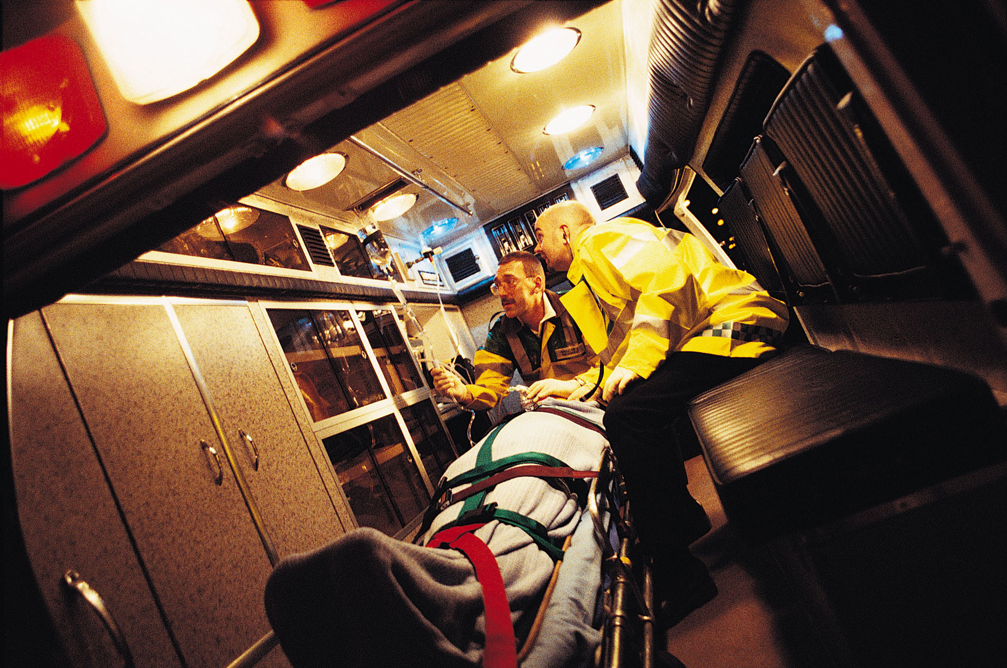 Trauma Care for High Speed Collisions: MARCHing Like A